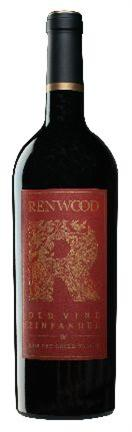 Renwood Zinfandel Old Vine
